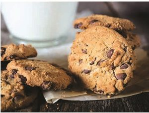 Online Fundraising with Tasty Batters Cookie Dough