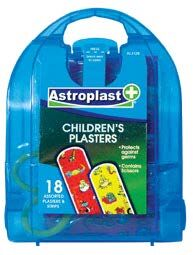 Kids Plasters kit
